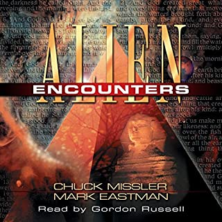 Alien Encounters cover art