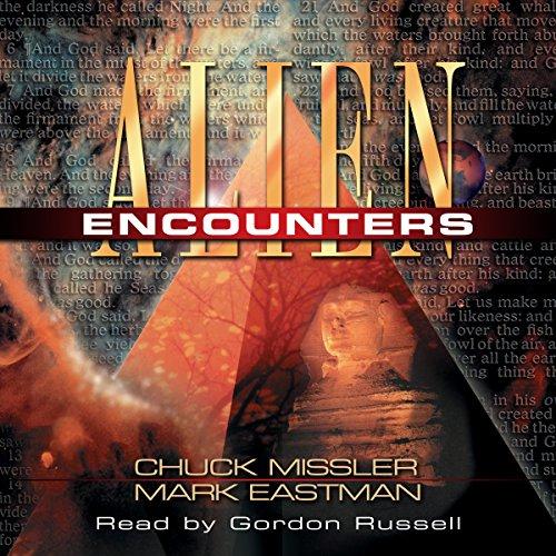 Alien Encounters cover art