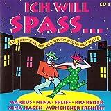 Ich Will Spasss (1) Teilweise seltene NDW Hits