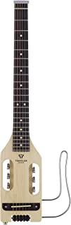 Traveler Guitar, 6-String Acoustic-Electric Guitar, Right-Handed, Maple, (ULA MPS)