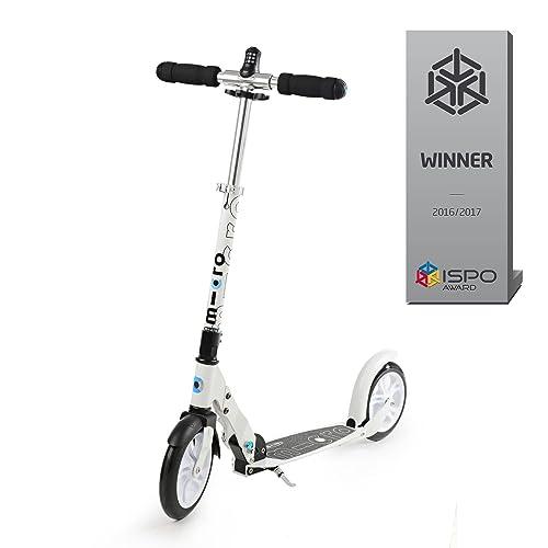 Micro Scooter Interlock - White