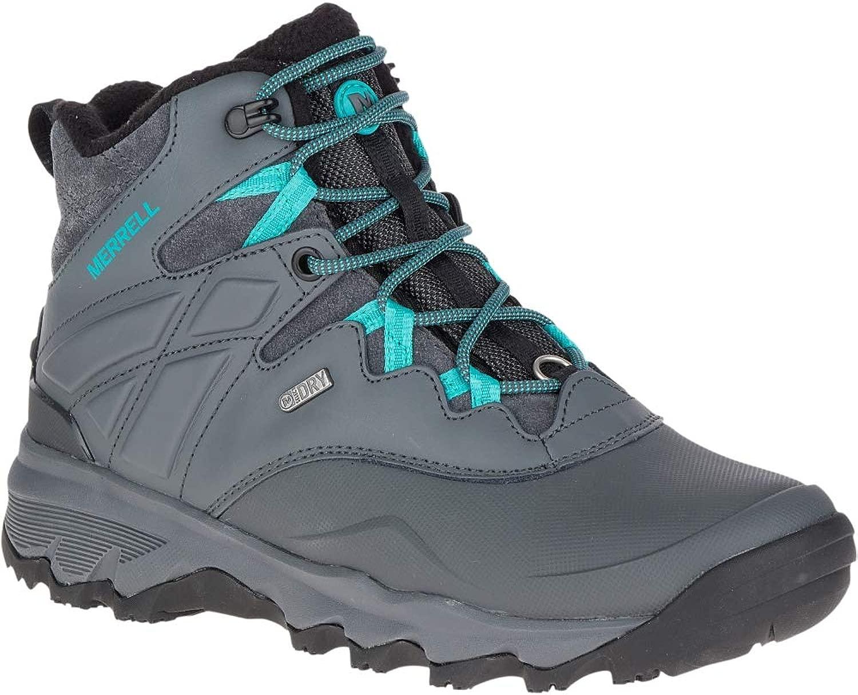 Merrell Thermo Advnt Ice+ 6  WP, Stivali da Escursionismo Alti Donna