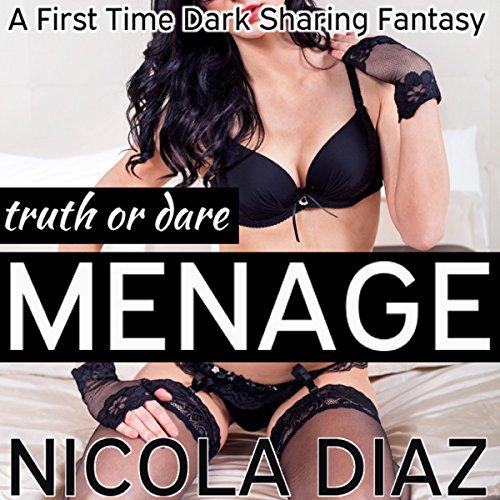 Truth or Dare Menage audiobook cover art