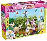 LISCIANI PUZZLE DOBLE CARA 108 piezas Disney Minnie 47970
