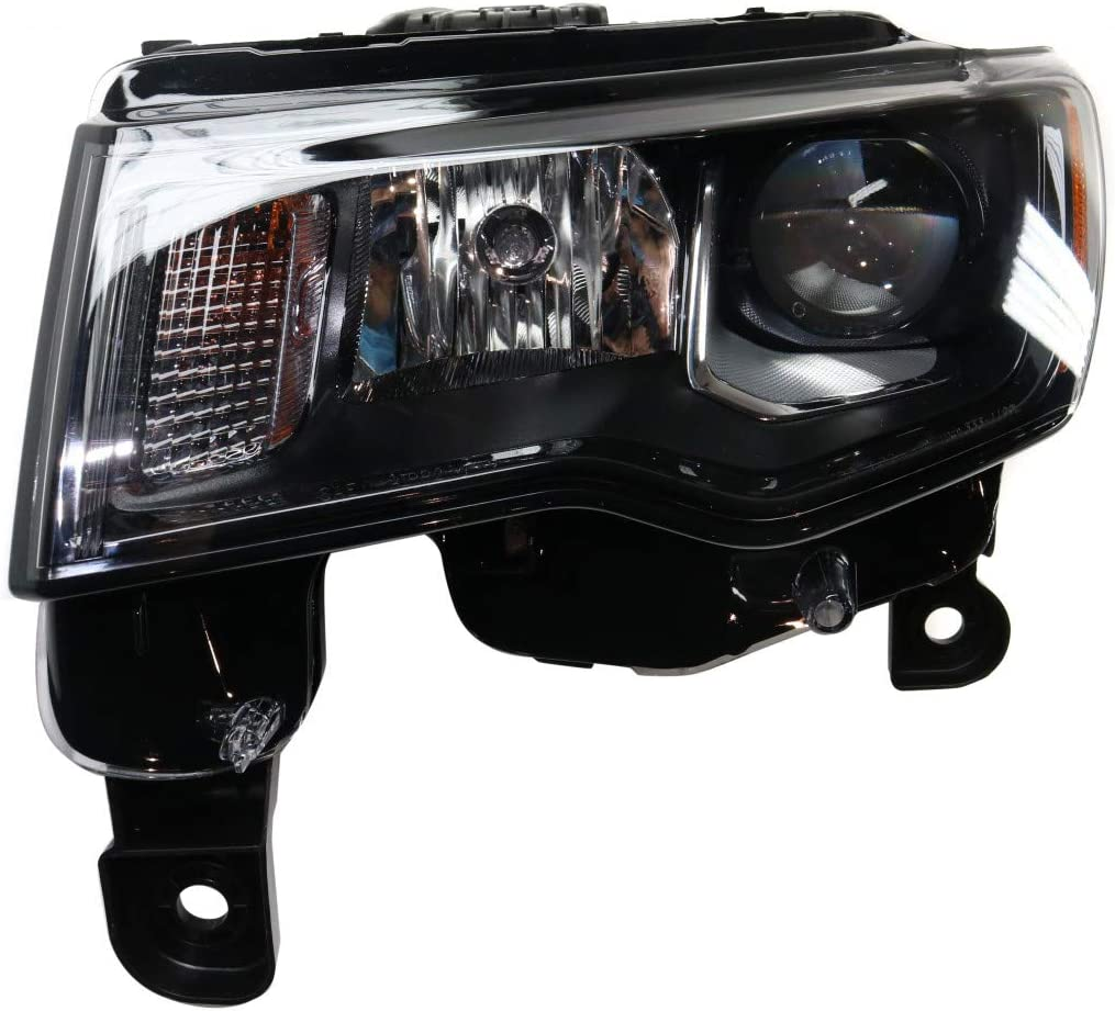 For Jeep Grand Cherokee Headlight NEW Sacramento Mall before selling 2019 2017 2018 Driver Assembly