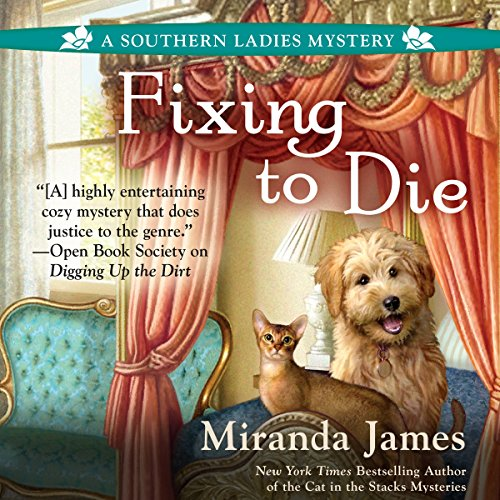 Fixing to Die cover art