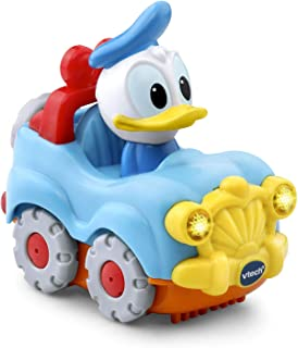 Vtech Toot-Toot Drivers Donald Off Roader, Multi-Colour, Vt80-511500