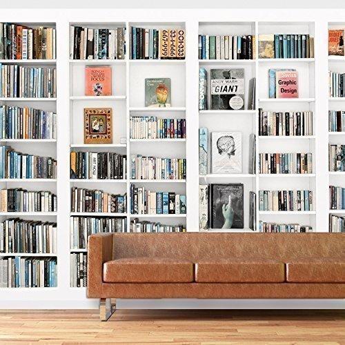 Library Wallpaper Amazoncouk