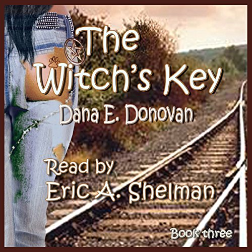 The Witch's Key audiobook cover art