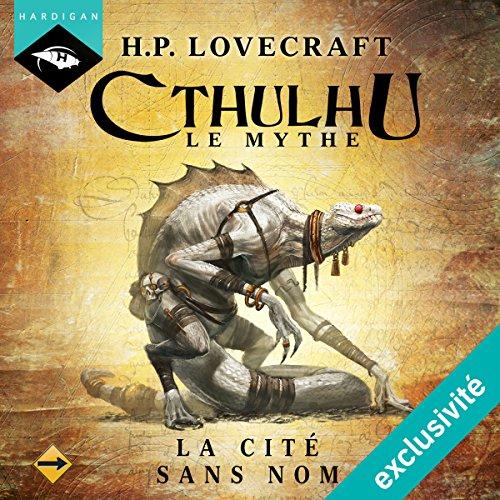 La Cité sans nom (Cthulhu - Le mythe 1) cover art