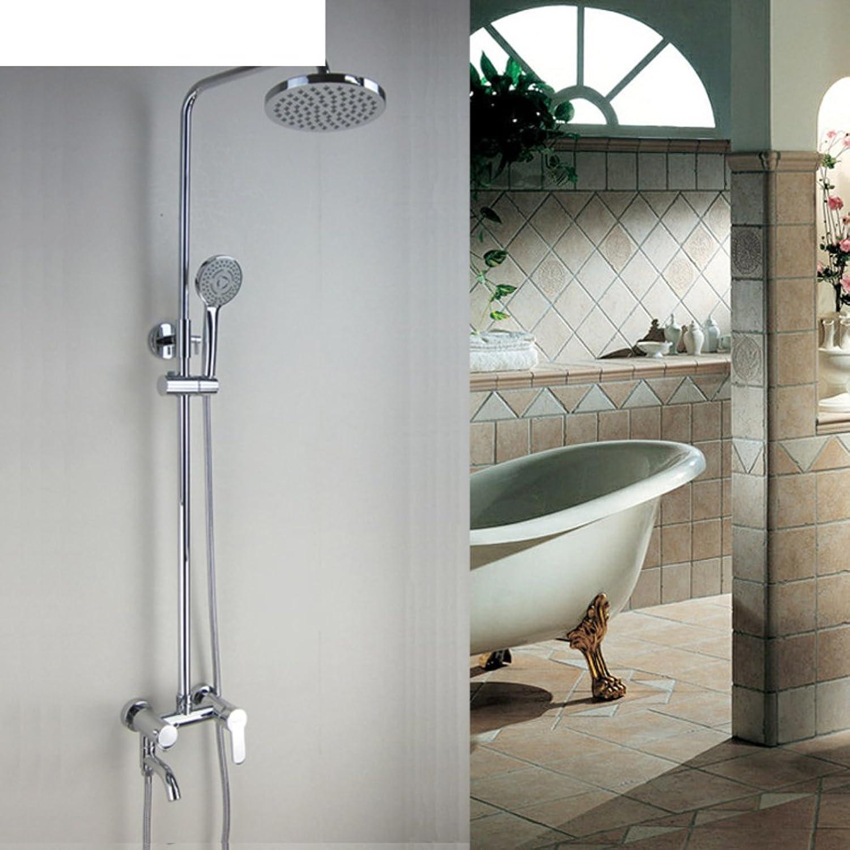 Kupfer einstellbare Duschbad Dusche Set Dusche-A