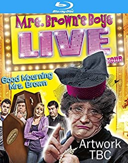 Mrs. Brown's Boys Live Tour - Good Mourning Mrs. Brown