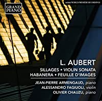 Aubert: Sillages/Habanera