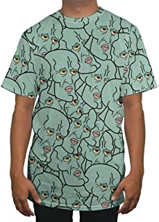 Handsome Squidward Unisex Tee