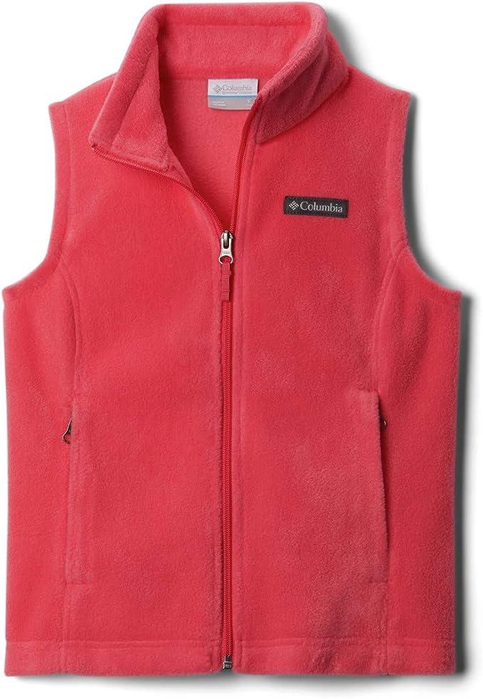 Columbia Girls Benton Springs Fleece Vest
