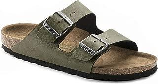 Arizona Birko Flor Sandals 11 B(M) US Women / 9 D(M) US Pull Up Olive