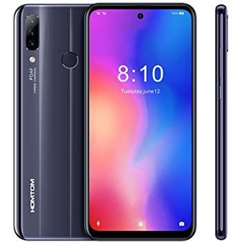 HOMTOM P30 Pro Smartphone 4G LTE, Batería Grande (4000 mAh) 6,4 ...