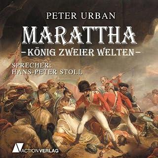 Marattha: König zweier Welten Titelbild