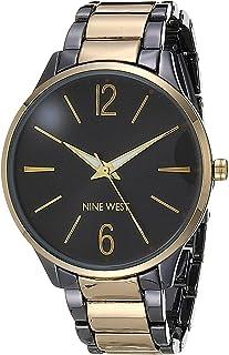 Nine West Reloj de pulsera para mujer