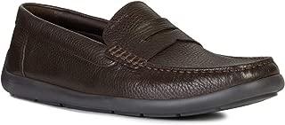 Geox U Deiven A Tumblea, Men's Fashion Shoes, Brown (Coffee C6009), 40 EU
