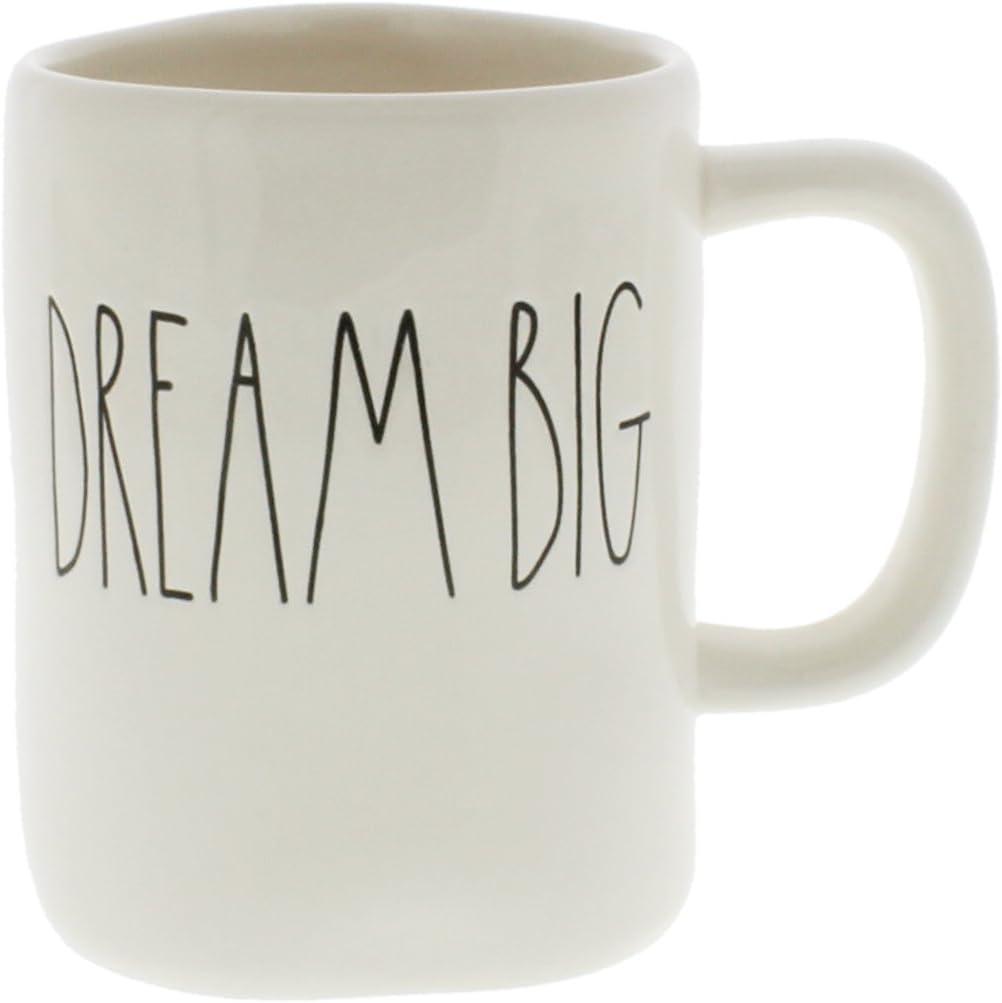Rae Dunn by Magenta DREAM Max 47% OFF BIG Coffee Outlet SALE Mug Ceramic
