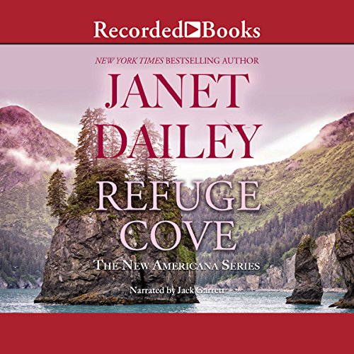 Refuge Cove audiobook cover art