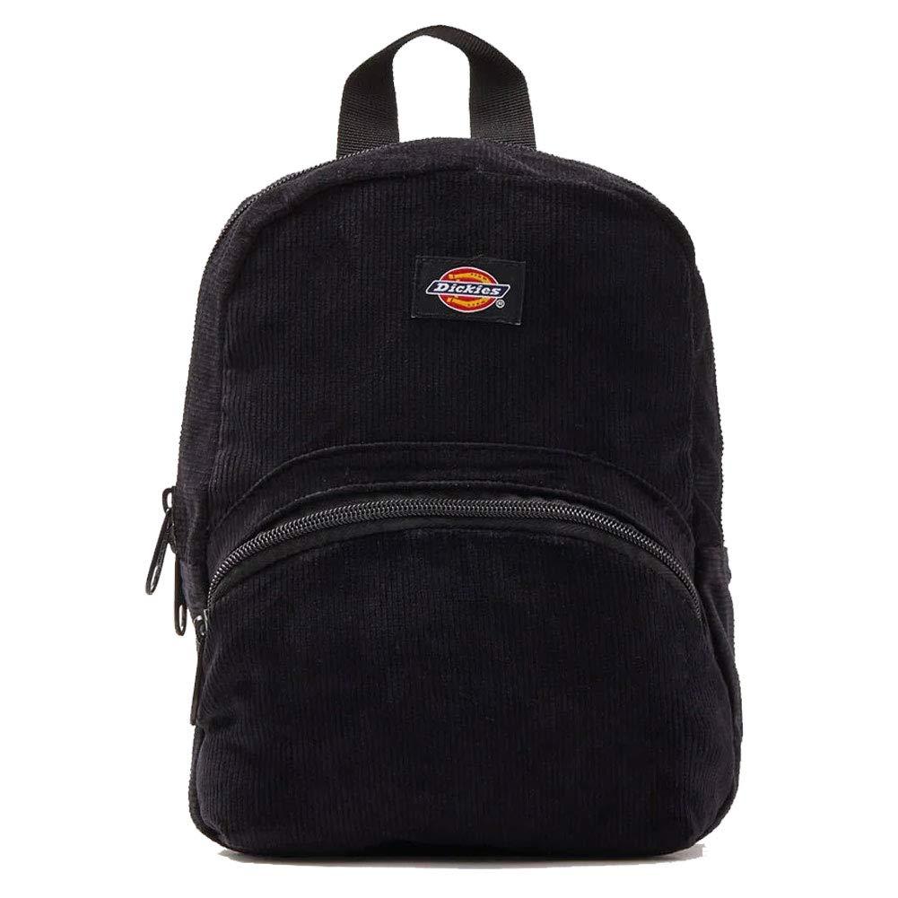 Dickies Corduroy Backpack Black Solid
