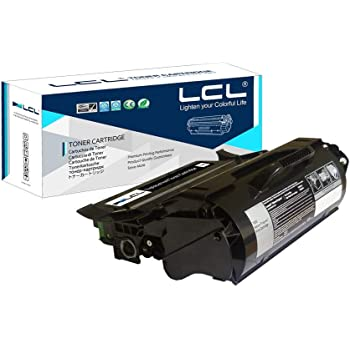 SuppliesMAX Compatible Replacement for Lexmark T650//T652//T654//T656 High Yield Toner Cartridge 2//PK-25000 Page Yield T650H21A/_2PK