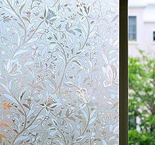 75x200 cm pegatinas para ventanas con adherencia est/ática inkl anti-UV para cocina y oficina MARAPON /® Vinilos para ventanas eBook Pel/ícula para ventanas vinilos decorativos
