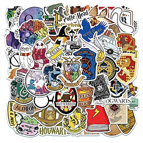 XXCKA 50 Logo Icon Graffiti Stickers Maleta Impermeable Maleta Skateboard Stickers