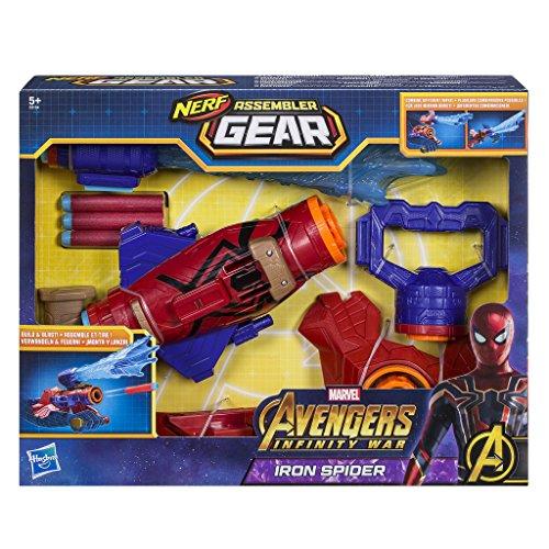 Avengers Assembler Gear - Iron Spider (Infinity War), E2134EU4