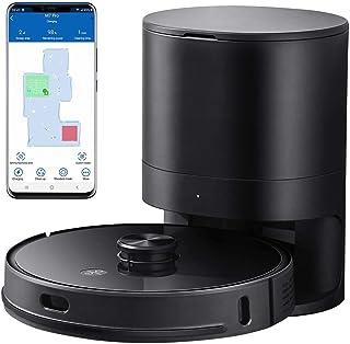 Proscenic M7 PRO Aspirateur Robot, avec Laser Navigation Intelligente, Nettoyeur et Laveur 2 en 1, Connecté Wi-Fi, Contrôl...
