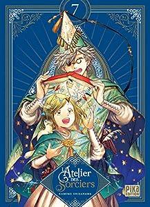 L'Atelier des Sorciers Edition collector Tome 7