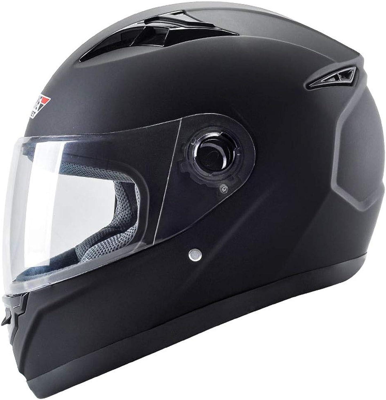ZJJ Helm- Personalisierter Regen- und UV-Schutzhelm, Unisex-Helm mit voller Abdeckung, transparente HD-Linse