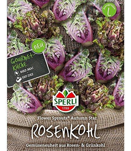 Flower-Sprout Rosenkohl,1 Portion