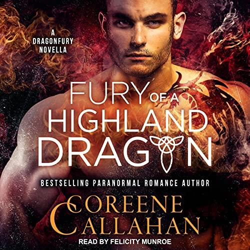 Fury of a Highland Dragon Audiobook By Coreene Callahan cover art