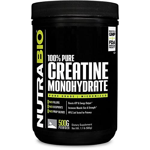 How to load creatine monohydrate powder