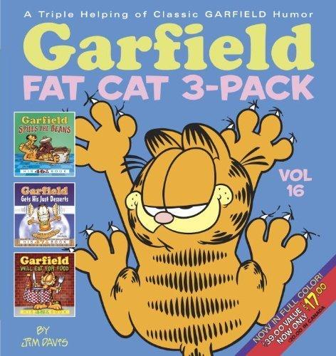 Garfield Fat Cat 3-Pack #16 by Davis, Jim (2013) Paperback