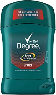 Degree Deodorant 1.7oz Mens Sport (2 Pack)