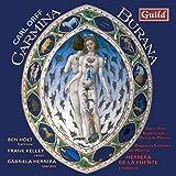 Carmina Burana, III. Cour d'Amour: Stetit puella
