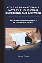 notary public test questions and answers
