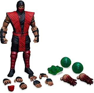 Ermac [BBTS Exclusive Bloody Edition]: 1/12 Mortal Kombat x Storm Collectibles Action Figure [87076]