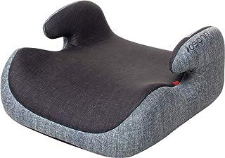 Osann Kindersitzerhöhung Hula Gruppe 2/3 15-36 kg, Sitzerhöhung Kinder Grau