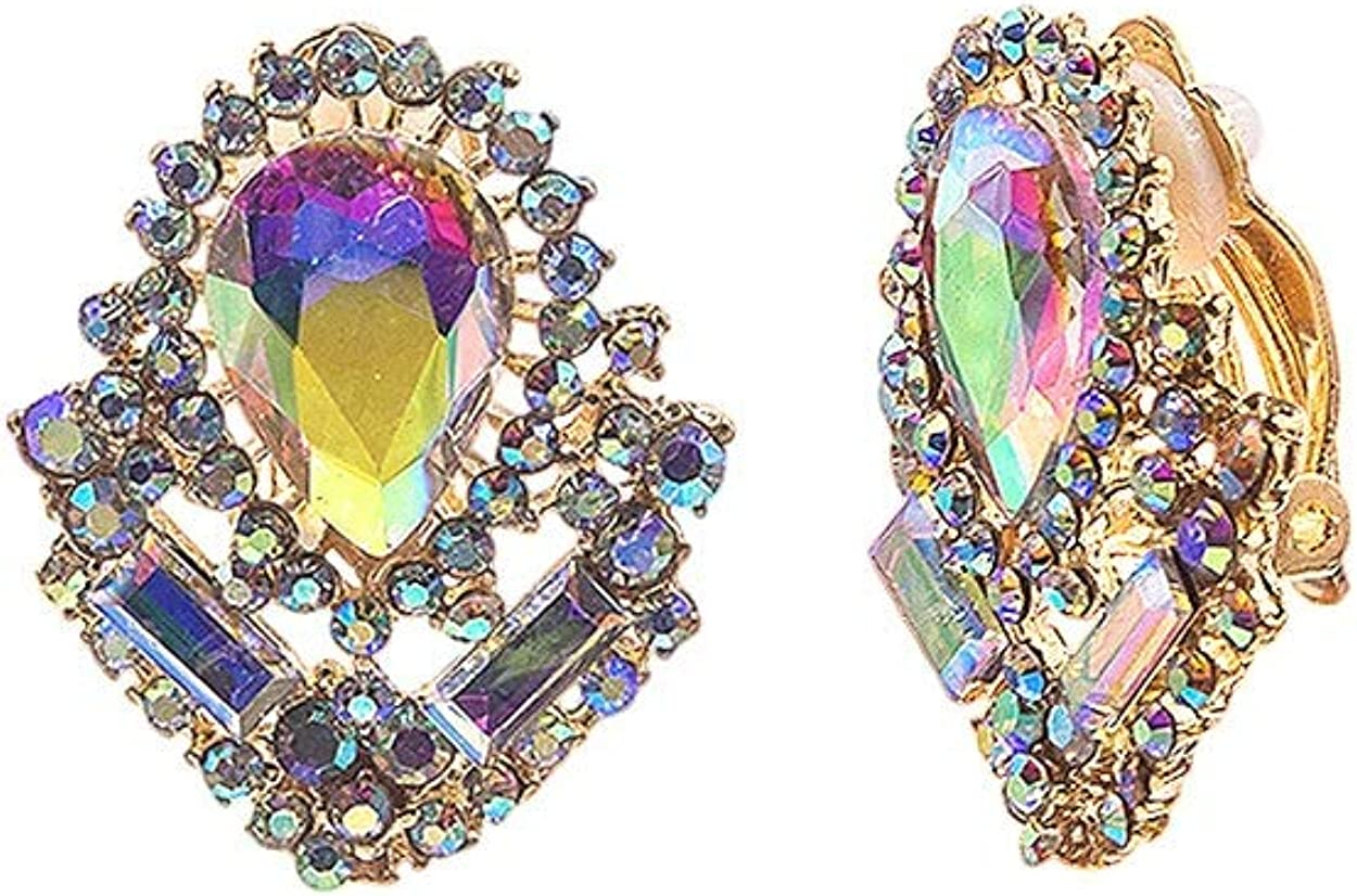 Arsimus Flapper Clip-On Earring