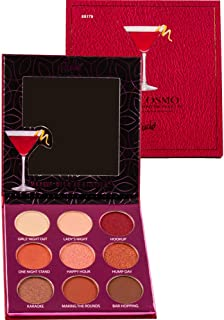 Rude Cosmetics Cocktail Party 9 Color Eyeshadow Palette - The Cosmo