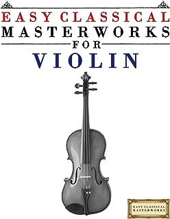 easy violin tunes