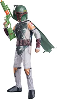 Rubie's Costume Star Wars Classic Boba Fett Child Costume, Small