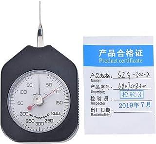 Medidor de tensión, medidor de tensión de Chacerls, tipo de puntero de plástico, medidor de tensión de agujas dobles, medidor de dial analógico, herramienta de medición(SZG-300-2)