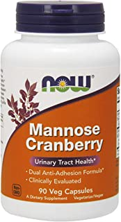 Best mannose and cranberry Reviews