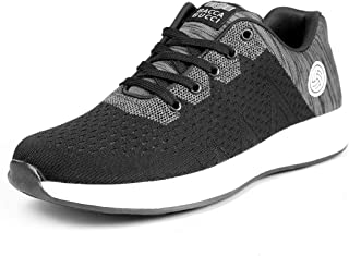Bacca Bucci Men's RUNOMATIC Running Shoes, Lightweight Casual Sneakers Workout Sport Athletic Shoes for Training Jogging & Gyming